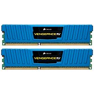 Corsair 4 GB DDR3 1600MHz CL9 KIT Vengeance Blau Low Profile