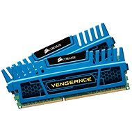 Corsair 8 GB DDR3 1.866 MHz KIT CL9 Vengeance Blau