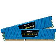 Corsair 16 GB DDR3 1600MHz KIT CL10 Blau Vengeance Low Profile - Arbeitsspeicher