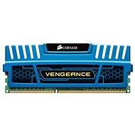 CORSAIR 4GB DDR3 1600MHz CL9 Cerulean Blue Vengeance XMP