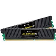 Corsair 16GB KIT DDR3 1600MHz CL9 Vengeance LP Gray