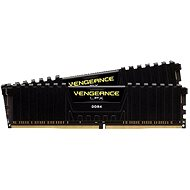 Corsair 8GB KIT DDR4 2400MHz CL14 Vengeance LPX black - System Memory