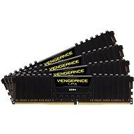 Corsair 16GB KIT DDR4 2400MHz CL14 Vengeance LPX černá - Operační paměť