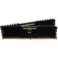 Corsair 16GB KIT DDR4 2400MHz CL14 Vengeance LPX černá