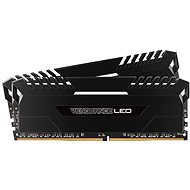 Corsair 32GB KIT DDR4 DRAM 3000MHz CL15 Vengeance LED - white LED
