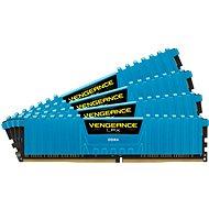 Corsair 32 Gigabyte KIT DDR4 2400MHz CL14 Vengeance LPX blau