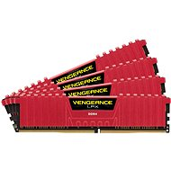 Corsair 32GB KIT DDR4 3000MHz CL15 Vengeance LPX red - System Memory