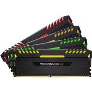 Corsair 32GB KIT DDR4 2666MHz C16 Vengeance RGB Series - Operační paměť