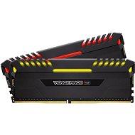 Corsair 32 gigabájt DDR4 2666 MHz CL16 bosszú RGB sorozat - Rendszermemória