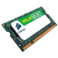 Corsair 4GB 1333MHz CL9 DDR3L SODIMM Memory