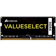 Corsair SO-DIMM 8GB KIT DDR4 2133MHz CL15 ValueSelect Black