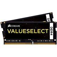 Corsair SO-DIMM 32 gigabytes KIT DDR4 2133MHz CL15 black ValueSelect