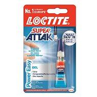 LOCTITE Super Attak Power Easy 3 g - Vteřinové lepidlo