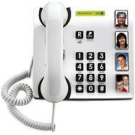 Doro MemoryPlus 319i ph bílá - Stolní telefon