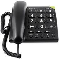 Doro PhoneEasy 311c černá - Tisch-Telefon