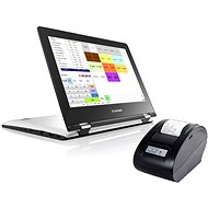 Lenovo IdeaPad Yoga 300-11IBR + tlačiareň Xprinter XP58-IIN USB + SW Daton Piccolo