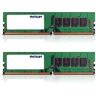 Patriot 8GB KIT DDR4 2133Mhz CL15 Signature Line s chladičem - Operační paměť