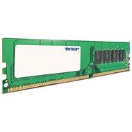 Patriot 4GB DDR4 2400Mhz CL17 Signature Line (16x256) - Operační paměť