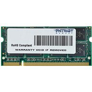 Patriot SO-DIMM 4GB DDR2 800MHz CL6 Signature Line