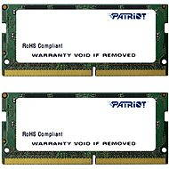 Patriot SO-DIMM 8GB KIT DDR4 2133MHz CL15