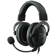 HyperX Cloud II Headset Gunmetal Grey - Kopfhörer