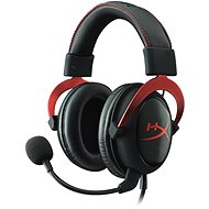 HyperX Cloud II Headset červená