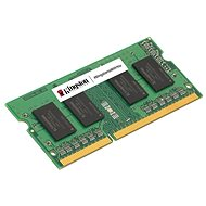 Kingston SO-DIMM 4 gigabytes DDR3 1600MHz Single Rank