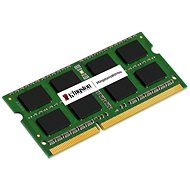 Kingston SO-DIMM 8 gigabytes of DDR3 1600MHz CL11 Dual voltage