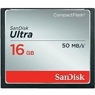 SanDisk Ultra Compact Flash 16 GB