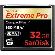 SanDisk Compact Flash Extreme Pro 32 GB 1000x