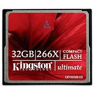 Kingston Compact Flash 32GB 266x Ultimate