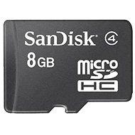 Memory Card SanDisk Micro Secure Digital 8GB