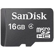 SanDisk Micro SDHC 16 GB Class 4