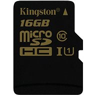 Kingston Micro SDHC Class 16 GB 10 UHS-I - Speicherkarte
