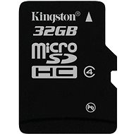 Micro Kingston 32GB SDHC Class 4