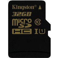Kingston Micro 32GB SDHC Klasse 10 UHS-I