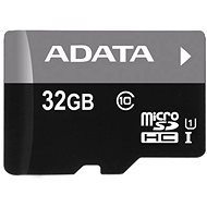 ADATA Micro SDHC 32GB UHS-I Class 10 + OTG reader - Memory Card