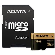 ADATA XPG Micro 32GB SDHC UHS-I U3 + Class 10 SDHC-Adapter