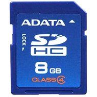 ADATA 8GB SDHC Class 4