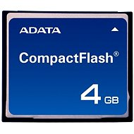 ADATA Compact Flash Industrial SLC 4GB, bulk