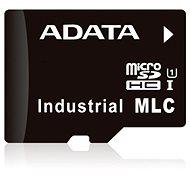 ADATA Micro SDHC Industrie MLC 8GB, bulk - Speicherkarte
