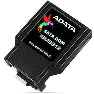 ADATA Industrie ISMS312 MLC 8 GB horizontal