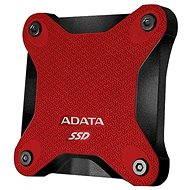 ADATA SSD 256 Gigabyte SD600 rot - Externe Festplatte