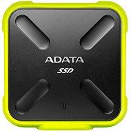 SD700 ADATA SSD 256 Gigabyte gelb - Externe Festplatte