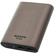 ADATA PV110 Power Bank 10400mAh titanová