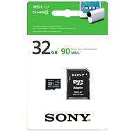 Sony Micro 32GB SDHC Class 10 UHS-I + SD Adapter