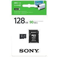 Sony 128 GB micro SDXC Class 10 UHS-I + SD-Adapter - Speicherkarte