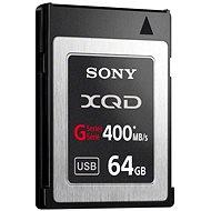 Sony XQD 64GB rad G