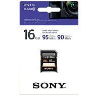 Sony SDHC 16GB Class 10 Pro - Speicherkarte