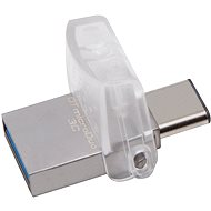 Kingston DataTraveler MicroDuo 3C 16GB - Pendrive